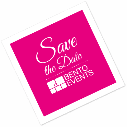 Bento Events - Invitation